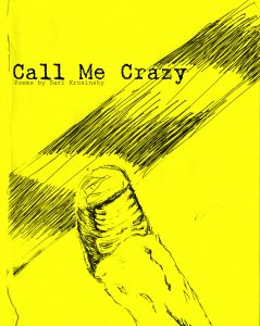 "Cover image for the chapbook ""Call Me Crazy"""